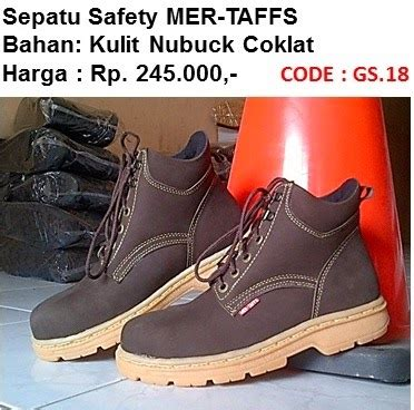 Sepatu Safety Ozero pabrik sepatu safety surabaya 031 72969021