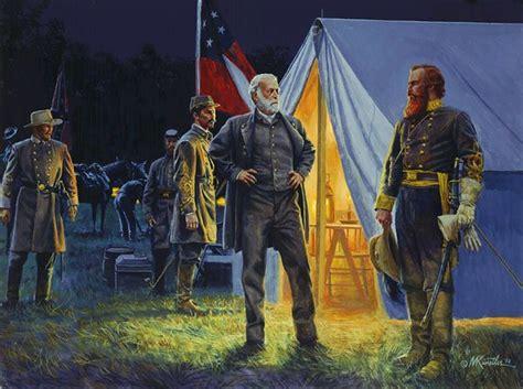 kunstler gettysburg return of stuart robert e civil