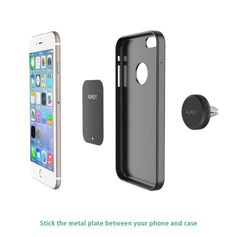 porta iphone auto supporto magnetico da auto universale di aukey