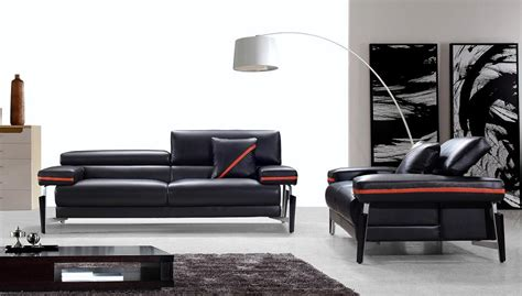 modern leather and fabric sofas and couches in toronto
