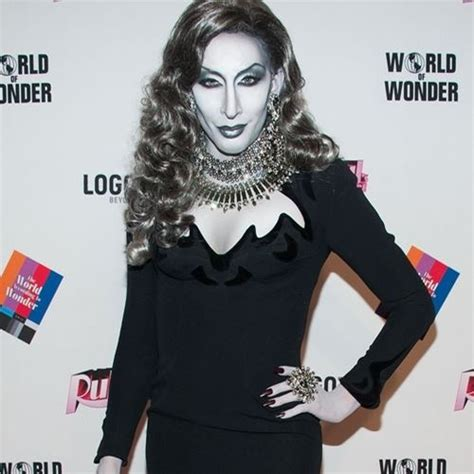Detox Rupaul by Detox From Rupaul S Drag Race Did Makeup To Look