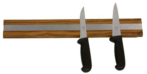 pochette pour couteaux de cuisine porte couteau aimant 233 n 233 odyme 45 cm avec support bois