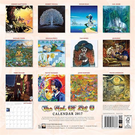 calendar greenvilleartscom art of big o wall calendar 2017 art calendar flame