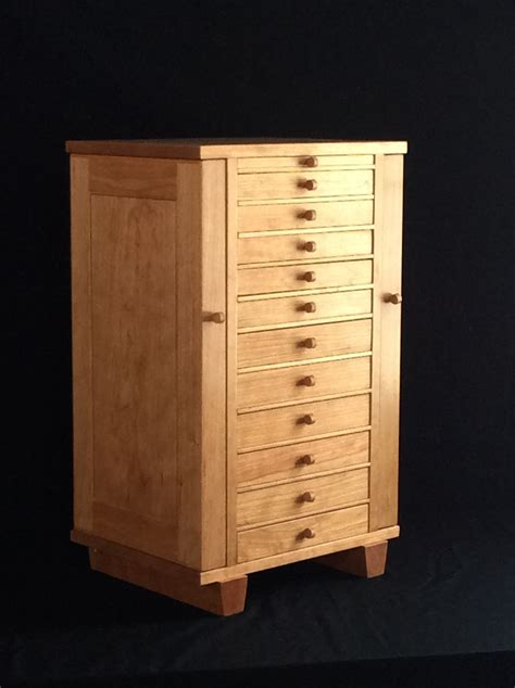 custom jewelry armoire buy a hand made jewelry armoire made to order from david