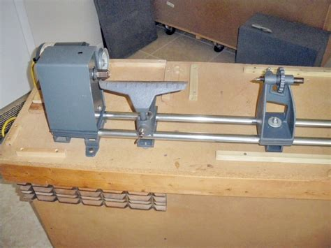 american woodworking machinery company help identify my lathe missing tailstock by admin8tor