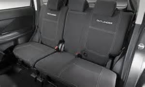 Seat Cover Mitsubishi Adventure Outlander Phev Car Accessories Mitsubishi Motors Australia