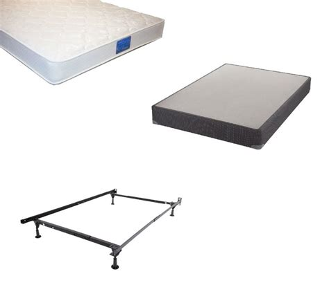 twin bed and mattress combo twin size box spring twin size 4inch thick memory foam