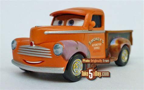Disney Pixar Cars 3 Smokey mattel disney pixar cars 3 original smokey up in
