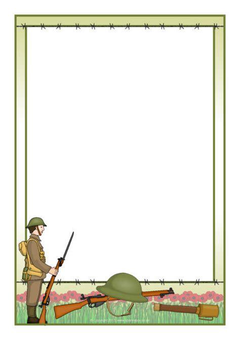 world war   page borders sb sparklebox
