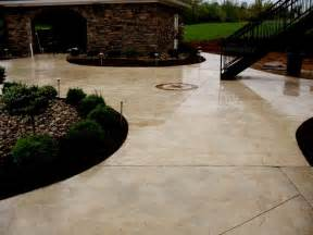 Patio Colors by Photo Gallery Stamped Concrete Louisville Ky The