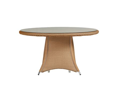54 In Round Dining Table   Fishbecks Patio Furniture Store