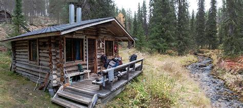 Living In A Cabin In The Woods by Mountainmama Grid Living