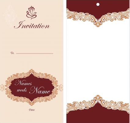 Wedding Card Designs Free by Http Www Toppakistan Wedding Invitation