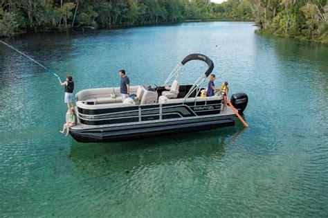 ranger boats introduces pontoon line for 2017 - Ranger Pontoon Boat Accessories