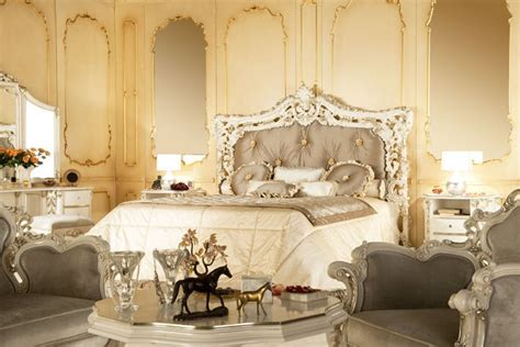 Baroque Bedroom Decor by Modern Baroque Bedroom Interior Home Designs Project