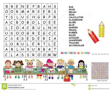 information desk sign crossword crossword stock illustration image 49597743