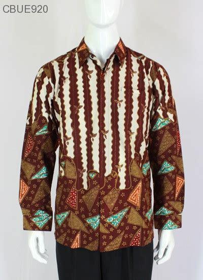 Celana Cutbrai 9137 kemeja batik panjang blarak 9137 kemeja lengan panjang murah batikunik