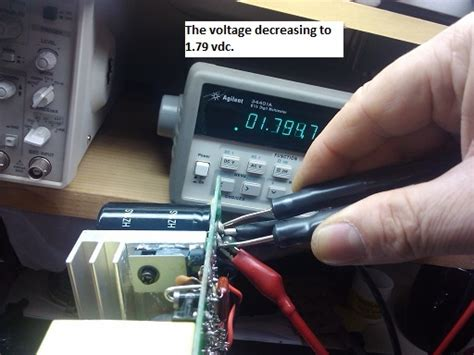 a capacitor can be safely discharged make your own capacitor discharge tool