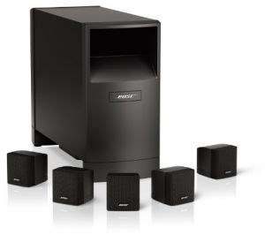 bose acoustimass 6 iii 5 1 channel home entertainment