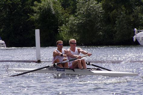 bow side of a rowing boat coxless pair wikipedia