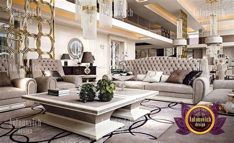 Luxury Living Room Interior Design India