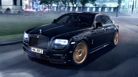 roll royce modified german tuners have modified our rolls royce ghost with