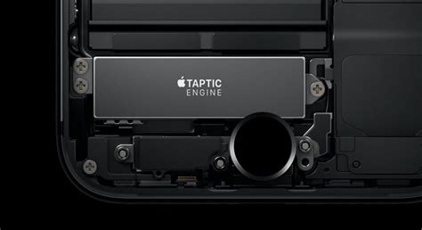 die neue taptic engine im iphone 7 plus