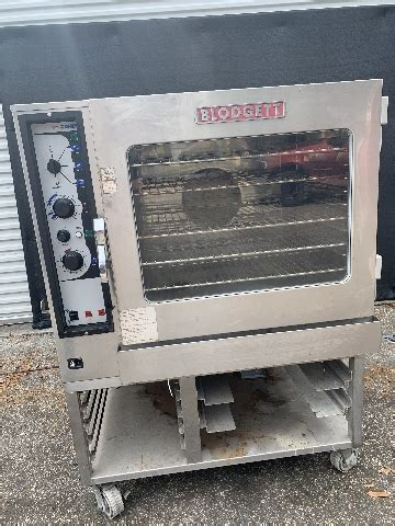 blodgett bcg combination convection oven steamer natural gas  combi oven