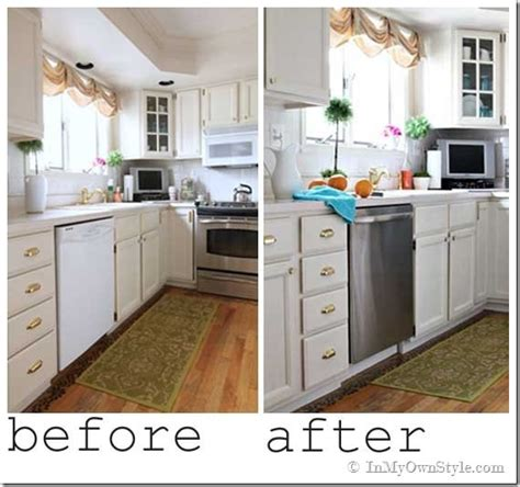 Painting Laminate Kitchen Cabinets why i painted my brand new dishwasher inmyownstyle com