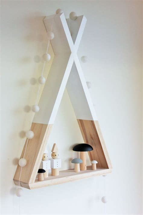 Mountain House Shelf by 6 Trendy Shelves For Rooms Petit Small