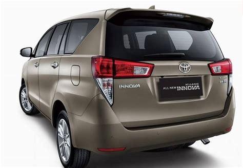 Toyota Innova Price New Toyota Innova 2016 Price Specifications Interior
