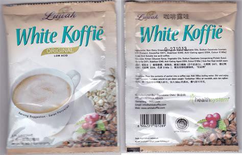 Jual Kopi Liong Bulan Kaskus ternyata selama ini ane beli luwak white koffie palsu kaskus