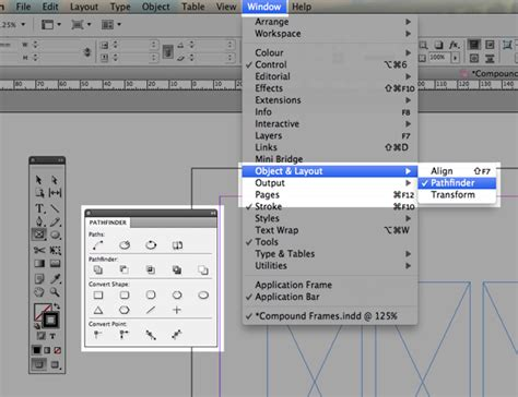 indesign frame tool quick tip create compound frames in indesign cs5
