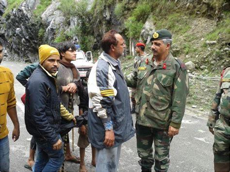 Lu Emergency Surya newswarrior a small glimpse into army s rescue effort in