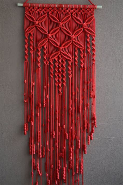 How To Make Handmade Wall Hangings - 25 best ideas about macrame wall hangings on