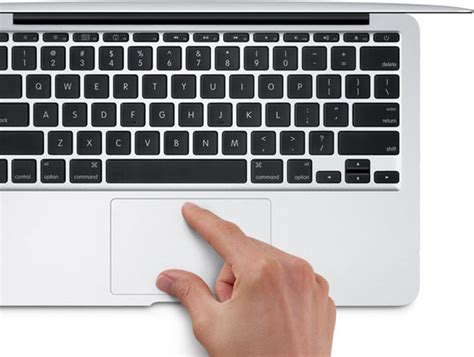 Hardware Touchpad Laptop apple roars about mac os x hothardware