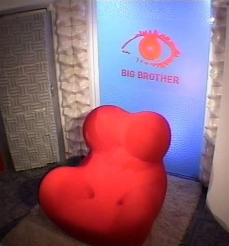 big diary room big did the big 3 diary room chair make an appearance on the show