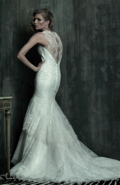 wedding dresses open back lace lace wedding dresses 2012 weddings by lilly