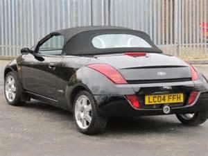 Ford Ka Used Cars For Sale Uk Used Ford Streetka Car 2004 Black Petrol For Sale In Epsom