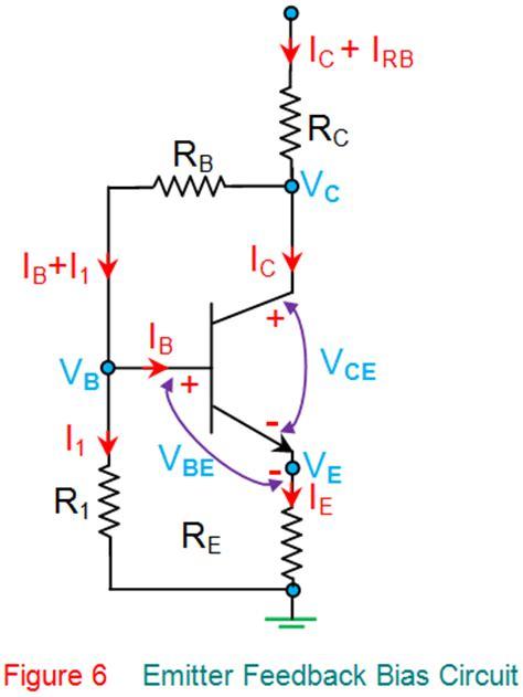 base bias with emitter resistor transistor biasing electrical4u