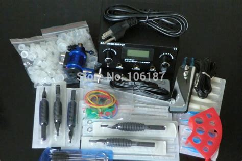 tattoo gun starter kit starter kit machine guns supply set equipment
