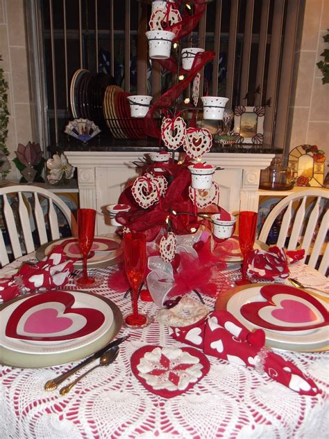 valentines day tablescapes valentine tablescape tablescapes pinterest