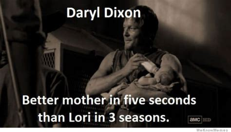 Walking Dead Meme Daryl - 25 funniest walking dead memes weknowmemes
