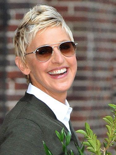 how to cut ellen degeneres hair 47 best pixie cuts images on pinterest hairstyles short