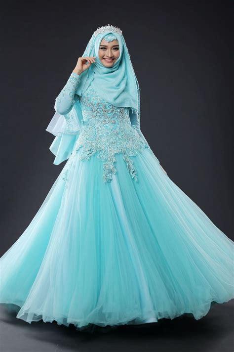 desain gaun syari 14 model baju pengantin 2018 terbaru desain modern mewah