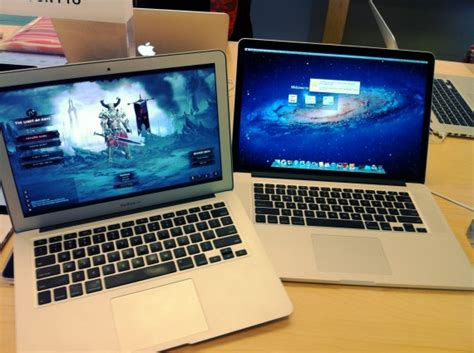 opinion and images the new retina display macbook pro vs macbook air saddington