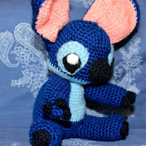 amigurumi stitch pattern stitch amigurumi from lilo and stitch disney by