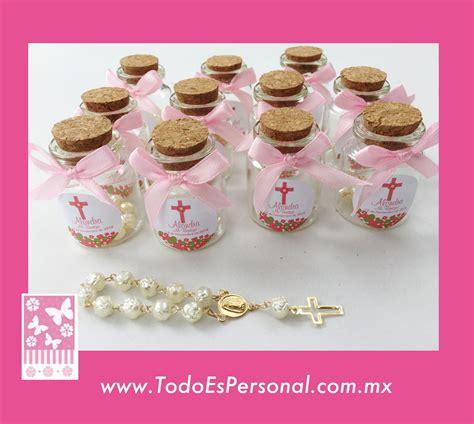 recuerdos de bautizado con frascos de gerber recuerdos para bautizo ni 241 a rosarios decenarios iglesia