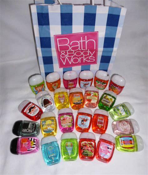 Bath Works Pocketbag Handsanitizer bath and works pocketbac sanitizer gel 2016