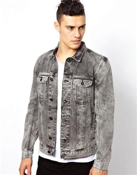light grey denim jacket grey denim jacket coat nj